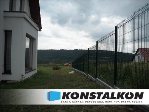 Unikalne Ogrodzenie panelowe KONSTALKON Konrad Dargiel US03
